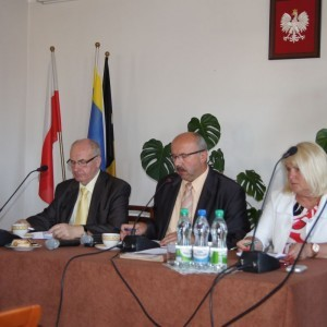 Zawiadomienie Przewodniczącego Rady Miejskiej oXIV Sesji Rady Miejskiej