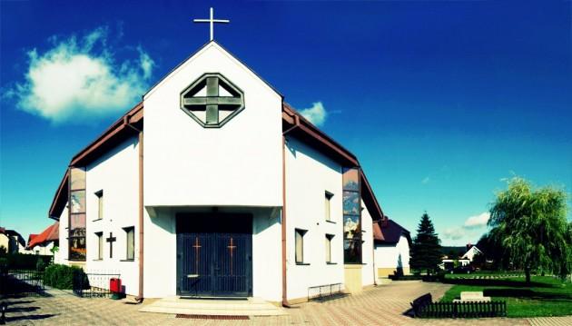 Parafia podwezwaniem św.Wojciecha Biskupa iMęczennika