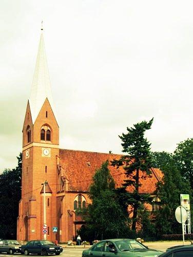 Parafia pod wezwaniem Wniebowzięcia