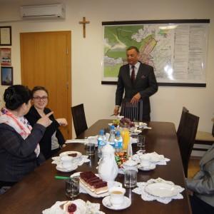 Spotkanie z Konsul Generalną ChRL w Gdańsku