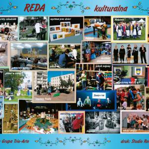 Reda – kulturalna – widokówka zredzkimi wydarzeniami kulturalnymi