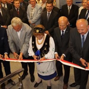 Otwarcie nowej siedziby Urzędu Miasta Redy