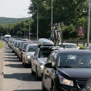 Wakacyjny przejazd przezRedę