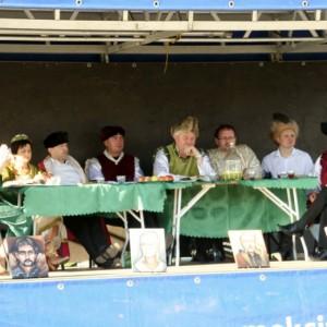 Piknik zWołodyjowskim – Narodowe Czytanie wRedzie