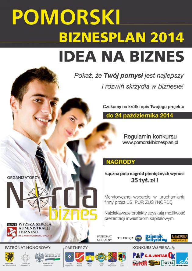 POMORSKI BIZNESPLAN 2014