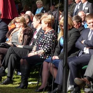 Wizyta delegacji zRedy naŚwięcie Plonów wpartnerskiej Gminie Awiżenie