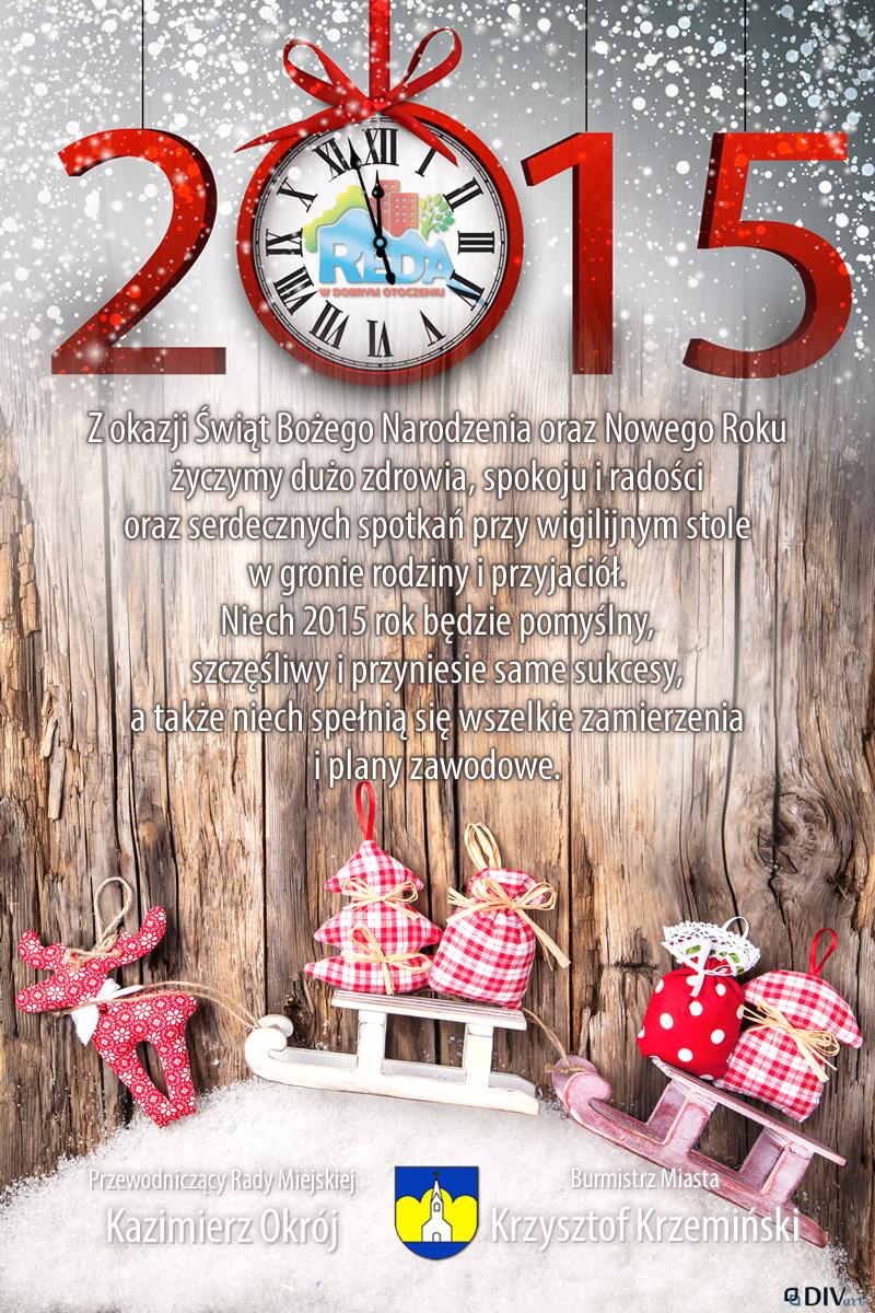Zokazji Świąt Bożego Narodzenia…