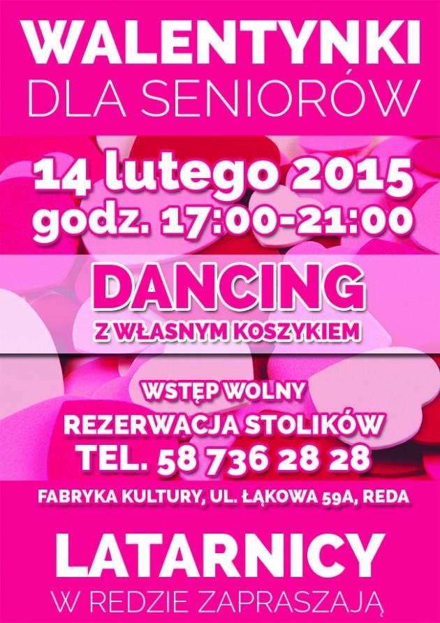 dancing walentynkowy