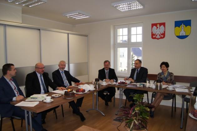 Spotkanie przedstawicieli MTK