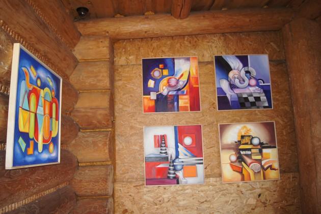 Wystawa malarstwa, grafiki orazikon