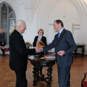 Nagroda sportowa Marszałka WP dla Redzianina