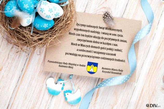 Życzymy radosnych Świąt Wielkanocnych