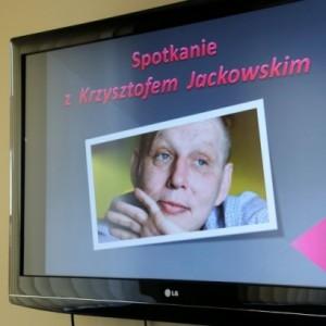 Krzysztof Jackowski wRedzie