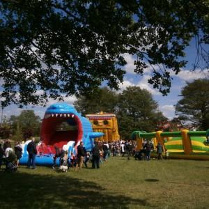 Fotorelacja Dzień Dziecka 2015 wMiejskim Parku Rodzinnym wRedzie