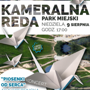 Zapraszamy nakameralne koncerty doparku