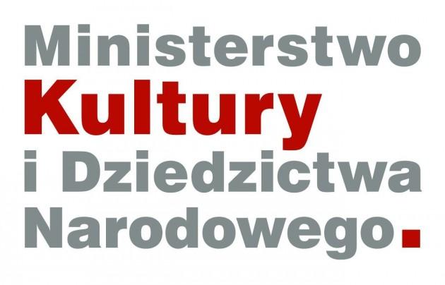 logo Ministerstwa Kultury