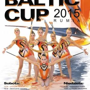 Międzynarodowy Turniej Gimnastyki Artystycznej – Baltic Rhythmic Gimnastics Cup 2015