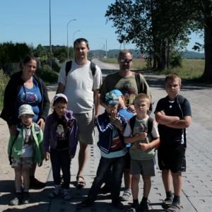 Wizyta dzieci wUrzędzie Miasta