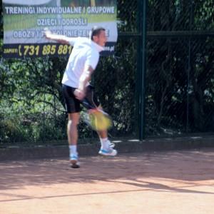 Tenisowy weekend w Redzie