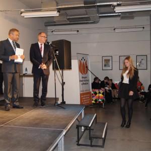 Uroczyste wręczenie stypendiów Burmistrza Miasta Redy
