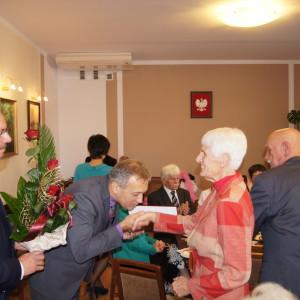 Jubileusz 50-lecia i60-lecia pożycia par małżeńskich