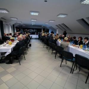 Redzkie spotkanie opłatkowe samorządowców