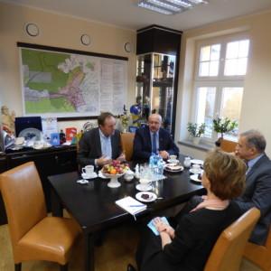 Spotkanie zMarszałkiem