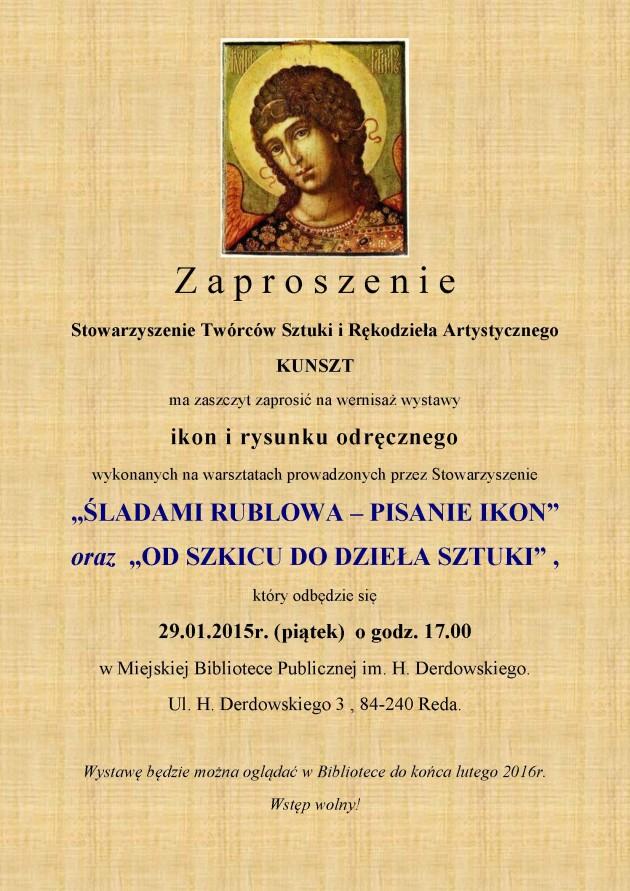 Zaproszenie ikony