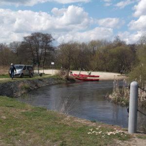 Rzeka Reda posprzątana