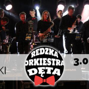 Koncert Redzkiej Orkiestry Dętej wParku