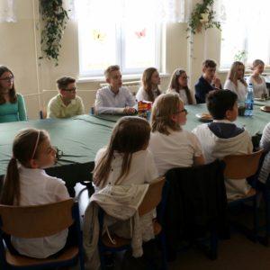Zdziałalności Młodzieżowej Rady Miejskiej