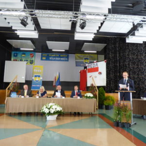 Uroczysta Sesja Rady Miejskiej 10 czerwca 2016r.
