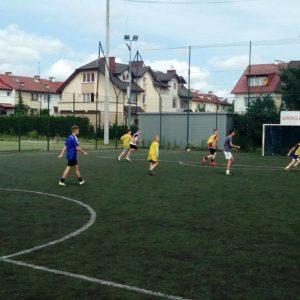 Turniej piłki nożnej kategorii szkół gimnazjalnych iponadgimnazjalnych 13