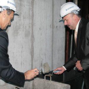 AQUPARK – uroczyste zakończenie prac budowlanych!