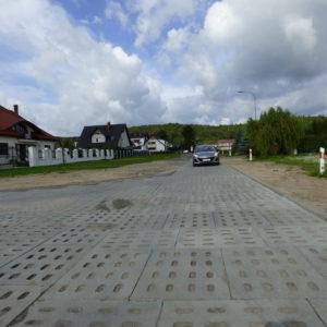 Inwestycje drogowe wmieście