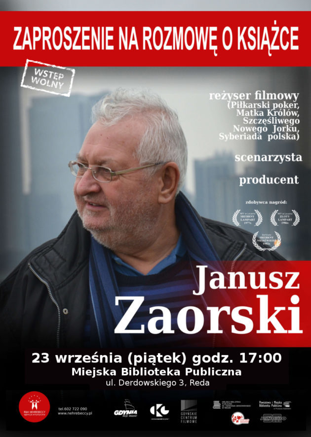 Biesiada literacka zJanuszem Zaorskim
