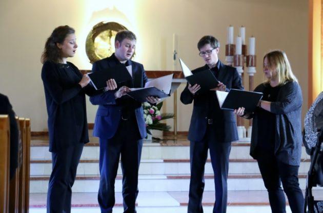 Niedzielny koncert wkościele św.Antoniego