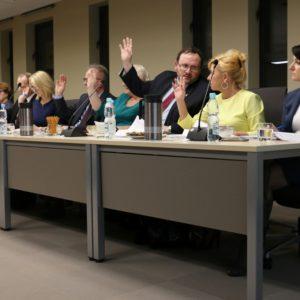 XXIV Sesja Rady Miejskiej wRedzie