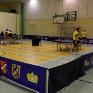 Zwycięski weekend tenisistów stołowych