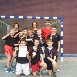 Sukces Redy wMistrzostwach Powiatu Wejherowskiego Szkół Podstawowych  wDwóch Ogniach Usportowionych Chłopców
