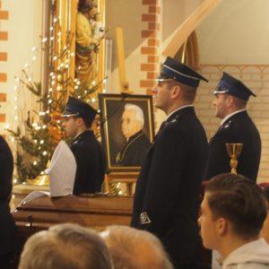 Mieszkańcy Redy pożegnali śp.Ks.Infułata Albina Potrackiego.