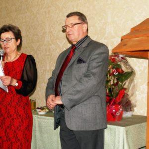 Redzki Bal Seniora wHotelu LIDO wJuracie