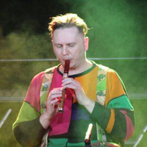 Kabaret Łowcy. B wFabryce Kultury