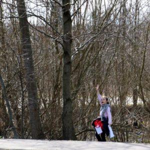 Pieleszewski marsz naorientację