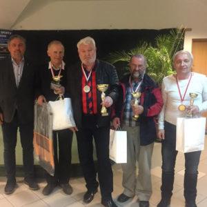 Zakończenie Redzkiej Ligi Baski Kaszubskiej 2016/2017