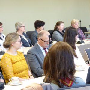 Uroczyste spotkanie zorganizacjami pozarządowymi