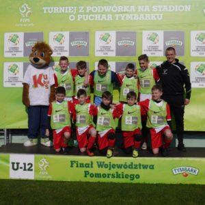 Sukces młodych piłkarzy