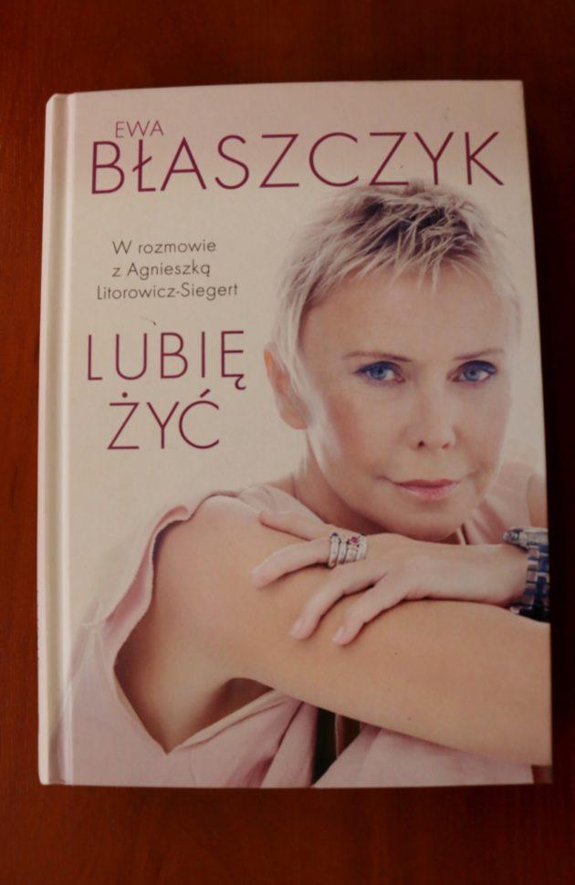 Ewa Błaszczyk wredzkiej bibliotece