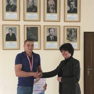 Redzianin mistrzem Polski juniorów wboksie!