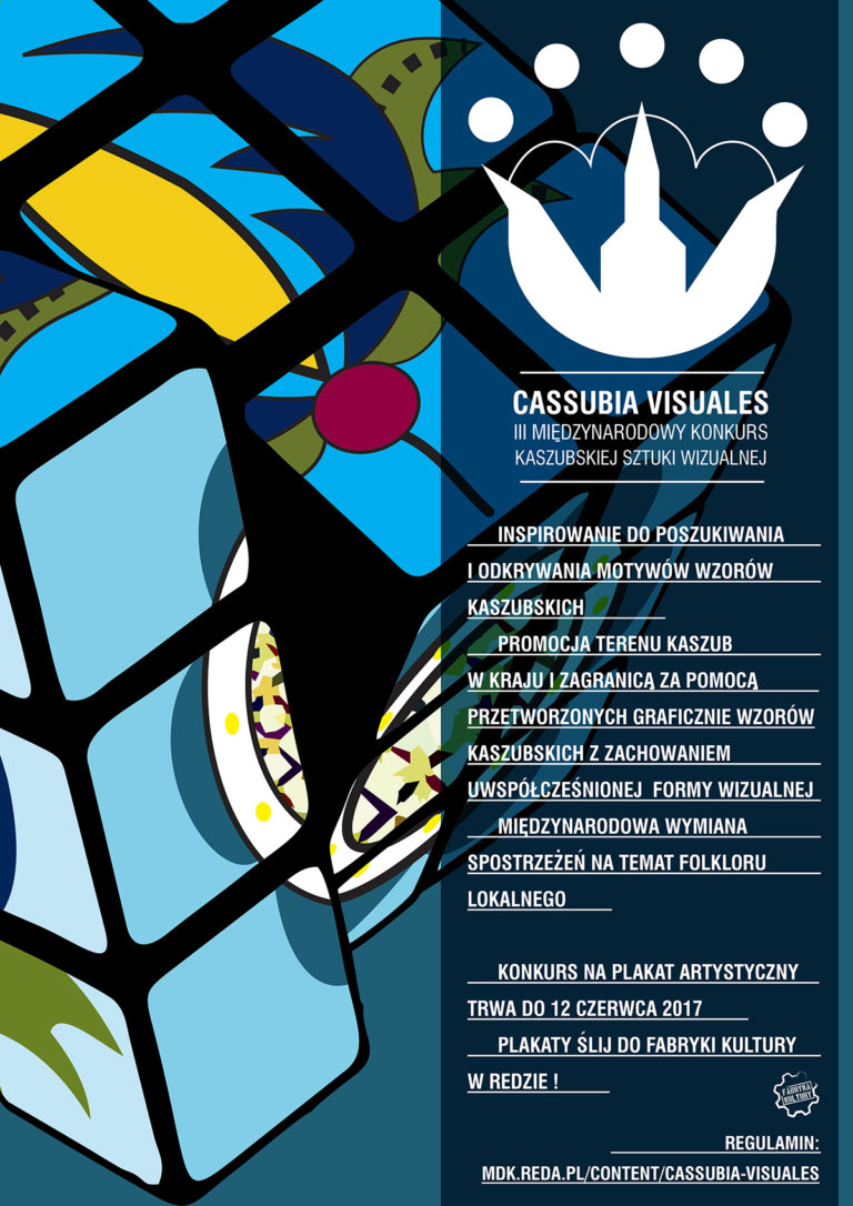 III KONKURS NAPLAKAT CASSUBIA VISUALES!